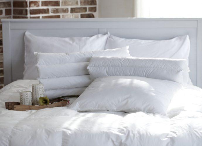 entretien des oreillers