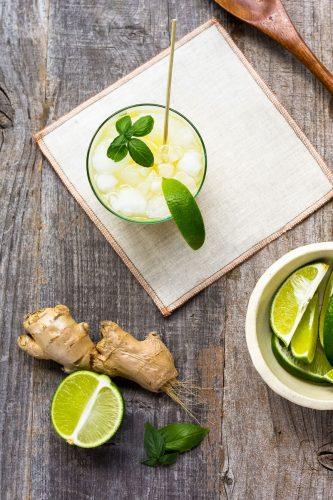 gingembre anti-inflammatoire