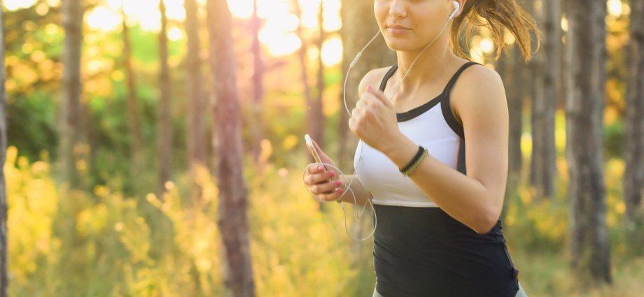 habitudes jogging